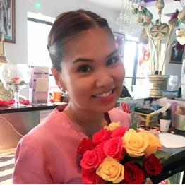 Saranya Brierley Thai Magik Restaurant